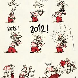 Bonne année 2012.