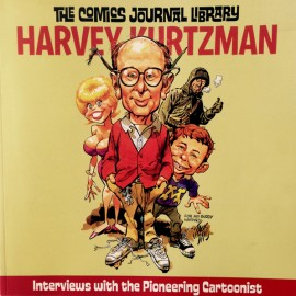 Harvey Kurtzman : passionnante interview, 1987.
