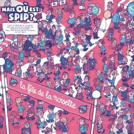 Jeu pour Spirou, numéro spécial «Où est Spip ?»