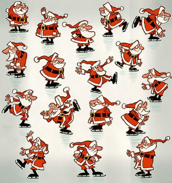 C'était Noël chez Spirou